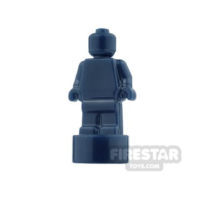 LEGO - Minifigure Trophy Statuette - Dark Blue