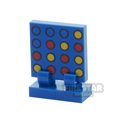 Custom Design - Connect Four Game