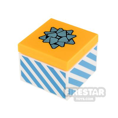 LEGO - Present Gift with Blue Bow