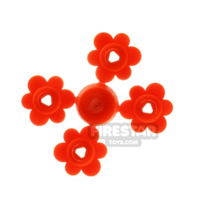LEGO Flowers - Red