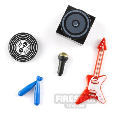 LEGO Accessory Pack Music