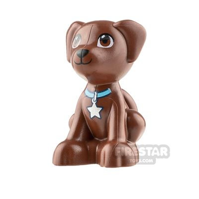 LEGO Animals Minifigure Sitting Puppy