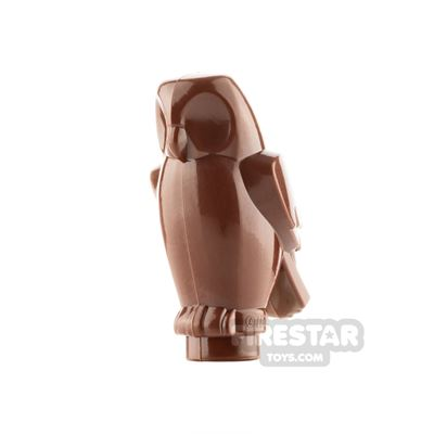 LEGO Animals Minifigure Owl with Angular Features
