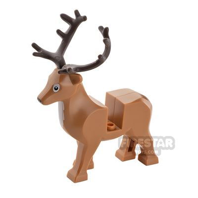 LEGO Animals Minifigure Reindeer