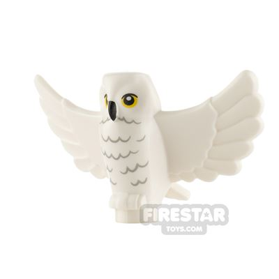 LEGO Animals Minifigure Owl with Spread Wings