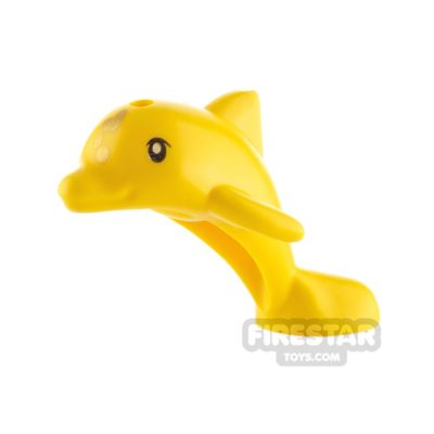 LEGO Animals Mini Figure Baby Dolphin with Spots