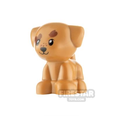 LEGO Animals Minifigure Puppy with Heart