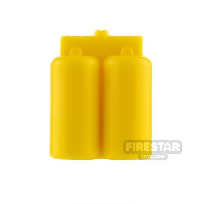 LEGO - Airtanks - Yellow