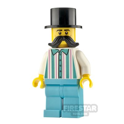 LEGO City Minfigure Fairground Employee Male