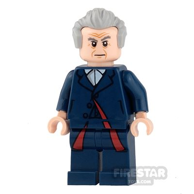 LEGO Dimensions Mini Figure - The Doctor - Dimensions Level Pack