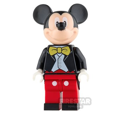 LEGO Disney Princess Mini Figure - Mickey Mouse - Tuxedo Jacket