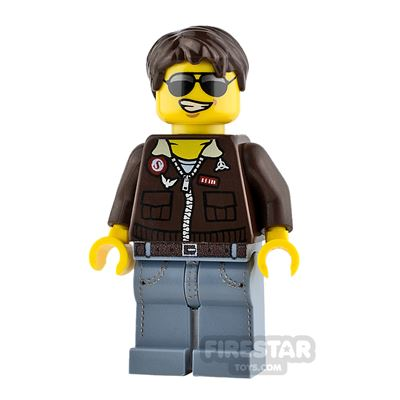 Custom Minifigure Top Gun