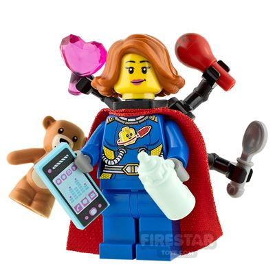 Custom Minifigure Supermum