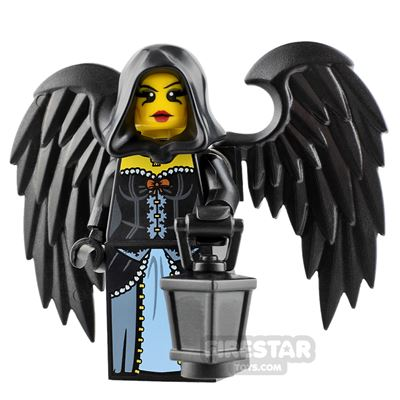 Custom Minifigure Dark Angel