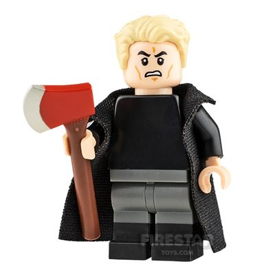Custom Minifigure Buffy the Vampire Slayer Spike