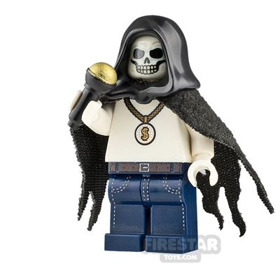 Custom Minifigure Grim Shady