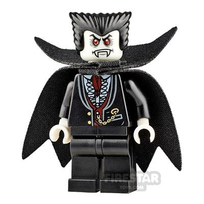 Custom Minifigure Count Dracula