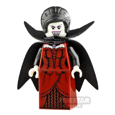 Custom Minifigure Vampiress