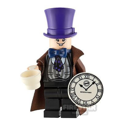 Custom Minifigure The Mad Hatter