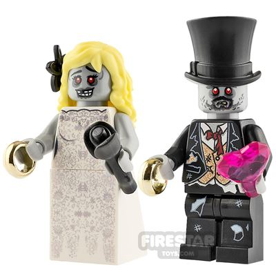 Custom Minifigure Pack Till Death Do Us Part