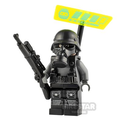 Custom Minifigure FPS Dark Team Player 1