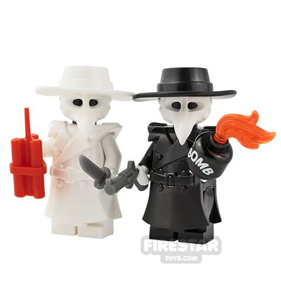 Custom Minifigure Pack Spy vs Spy