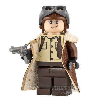 Custom Minifigure Pilot