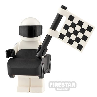 Custom Minifigure The Stig