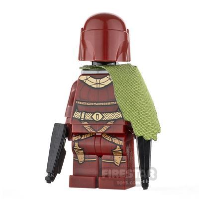 Custom Minifigure SW Red Death Mandalorian