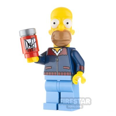 Custom Minifigure Mr Plow