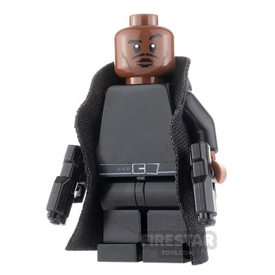 Custom Minifigure Altered Carbon Takeshi Kovacs S2