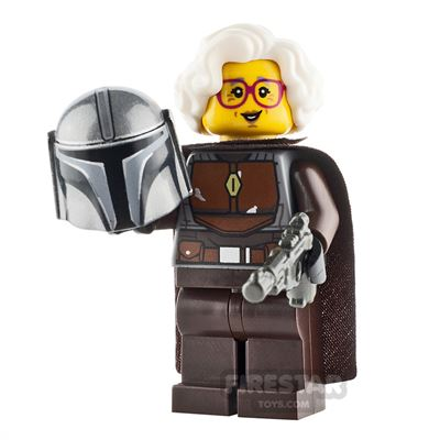 Custom Minifigure SW The Grandalorian