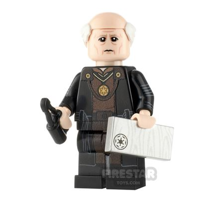 Custom Minifigure SW The Client