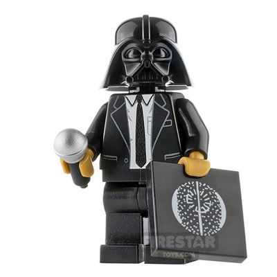 Custom Minifigure SW Darth Punk