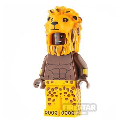 Custom Minifigure The Lion King