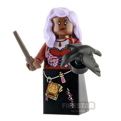 Custom Minifigure Glamarous Witch