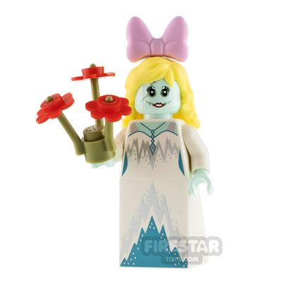 Custom Minifigure Creepy Doll