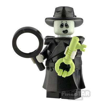 Custom Minifigure The Inspectre