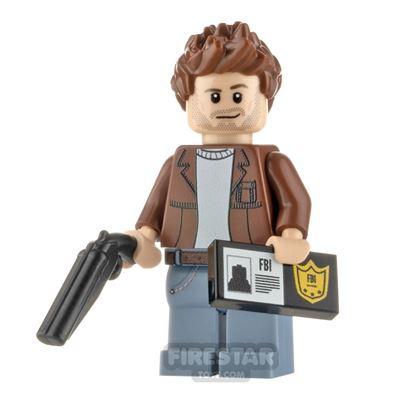 Custom Minifigure Supernatural Dean Winchester