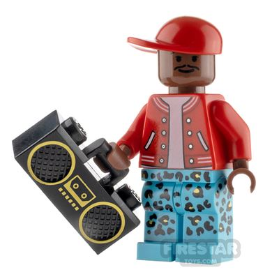 Custom Minifigure The Fresh Prince Will Smith