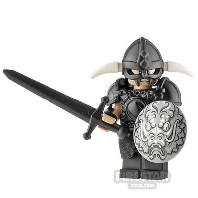 Custom Minifigure Skyrim Dragonborn