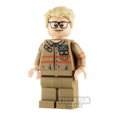 LEGO Ghostbusters Minfigure Kevin Beckman