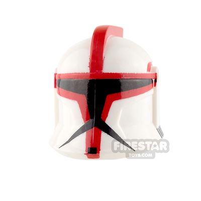 Clone Army Customs - CWP1 Helmet - Red