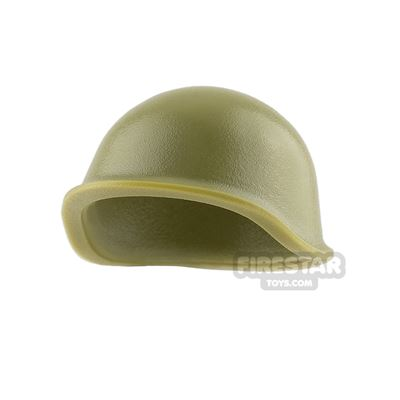 Brickarms - SSh-40 Russian Helmet - Olive Green