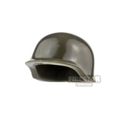 BrickRaiders M1 Pot Helmet