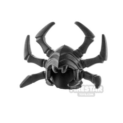 LEGO Mask with Spider Leg Horns