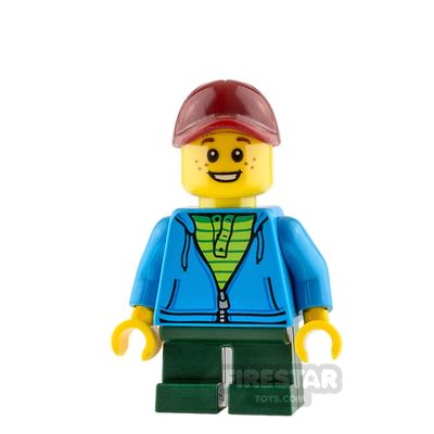 LEGO City Minifigure Child