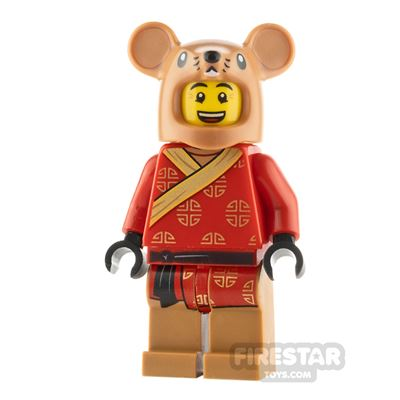 LEGO City Minifigure Year of the Rat Mascot Guy