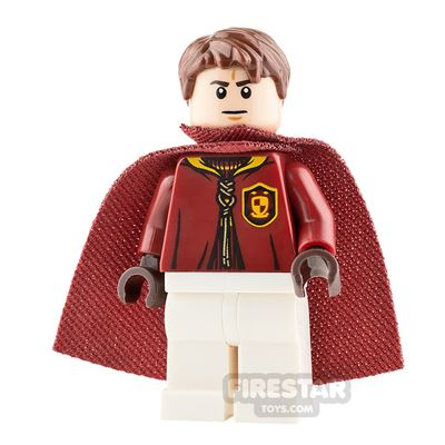 LEGO Harry Potter Minifigure Oliver Wood