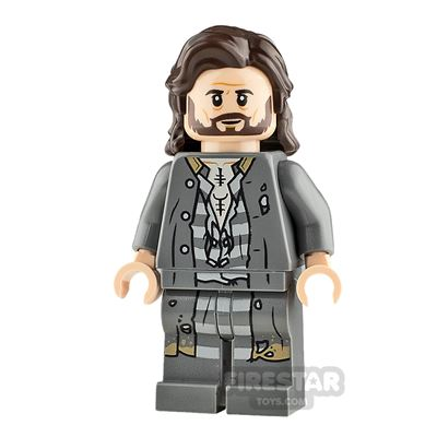LEGO Harry Potter Minifigure Sirius Black Printed Legs